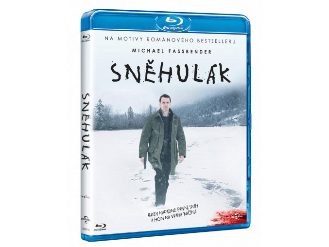 Sněhulák (Blu-ray)