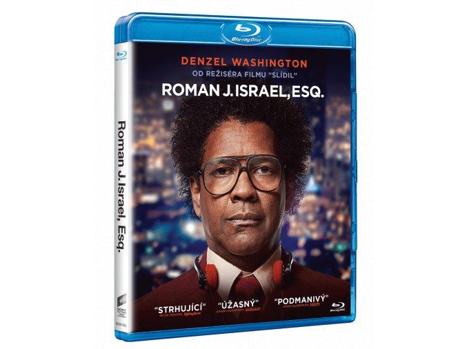 Roman J. Israel, Esq. (Blu-ray)