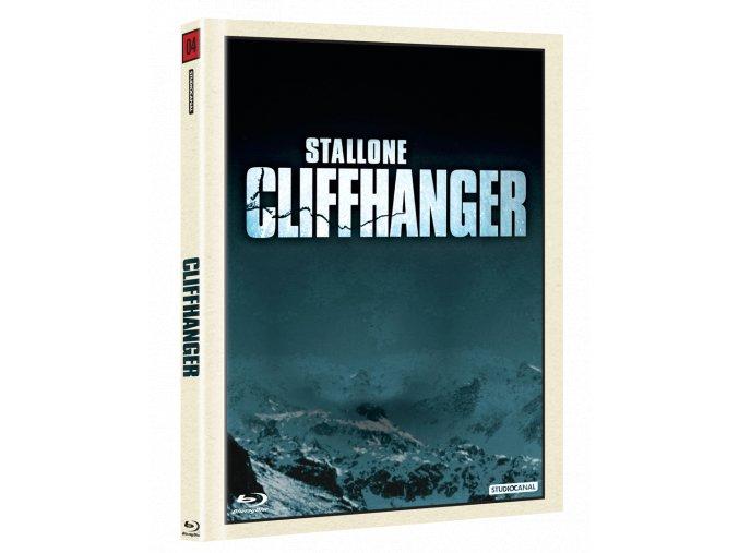 cliffhanger blu ray digibook