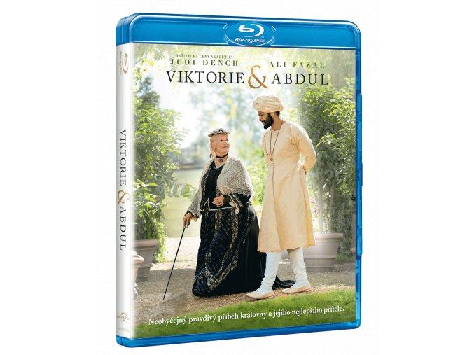 Viktorie a Abdul (Blu-ray)