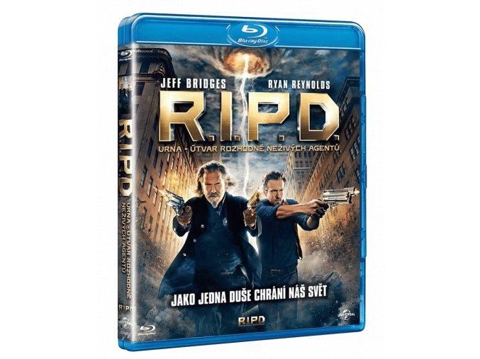 R.I.P.D. – URNA: Útvar Rozhodně Neživých Agentů (Blu-ray)