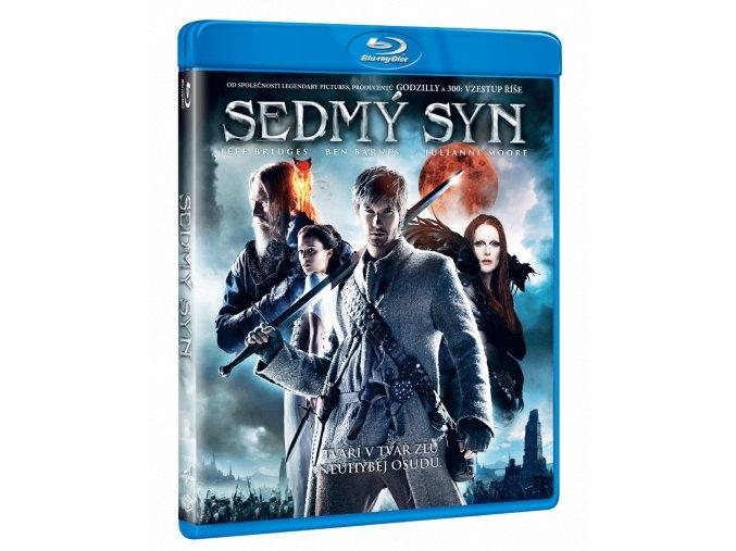 Sedmý syn (Blu-ray)