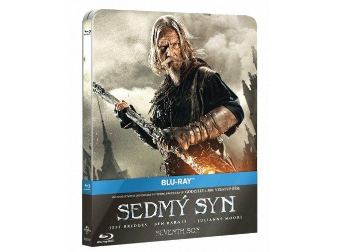 Sedmý syn (Blu-ray, Steelbook)