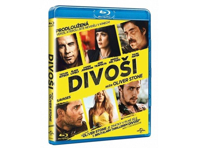 Divoši (Blu-ray)