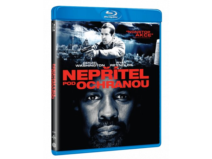 Nepřítel pod ochranou (Blu-ray)