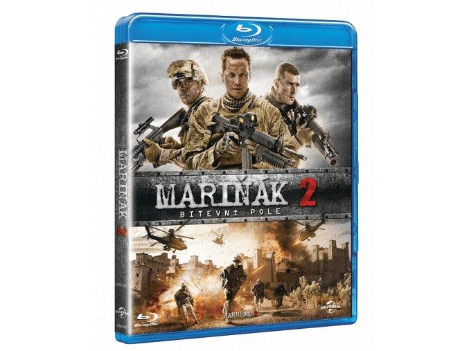 Mariňák 2: Bitevní pole (Blu-ray)