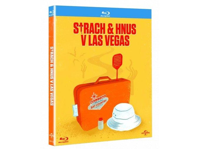 Strach a hnus v Las Vegas (Blu-ray)