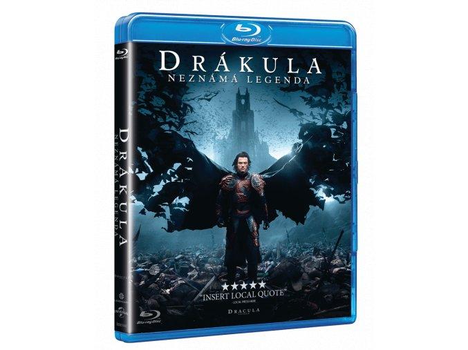 Drákula: Neznámá legenda (Blu-ray)