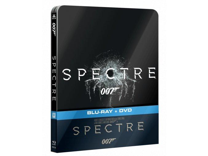 Spectre (Blu-ray, Steelbook)