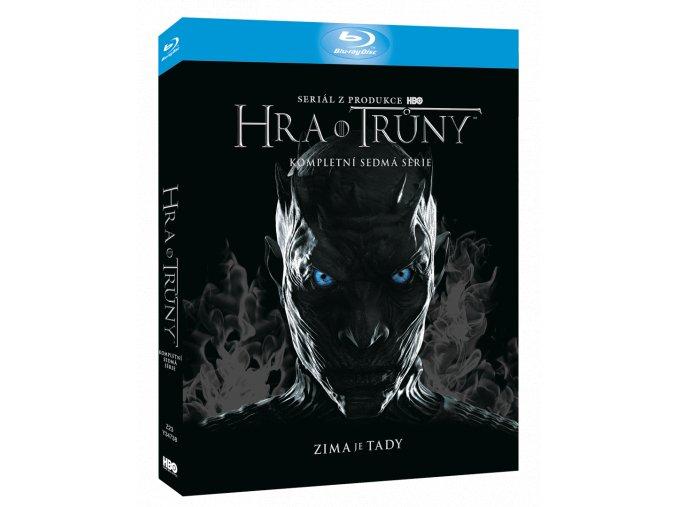 Hra o trůny - 7.sezóna (3x Blu-ray, Viva balení)