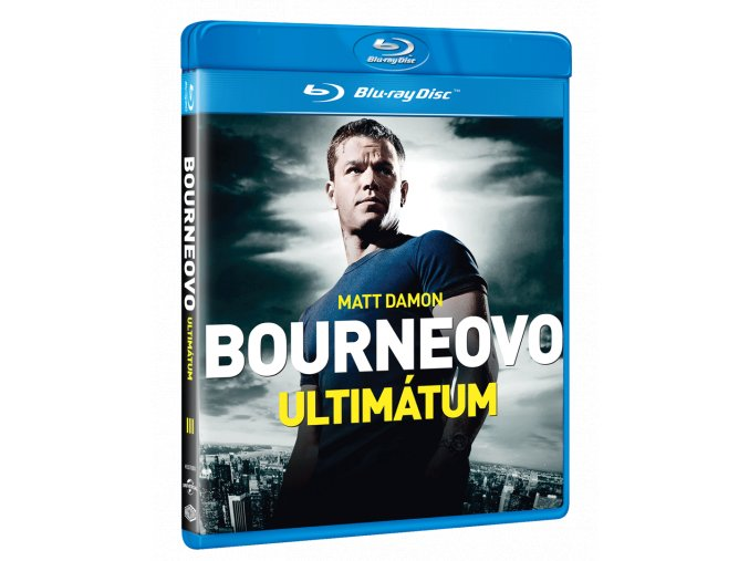 Bourneovo ultimátum (Blu-ray)