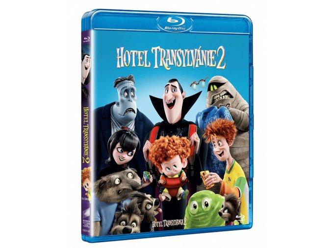 Hotel Transylvánie 2 (Blu-ray)