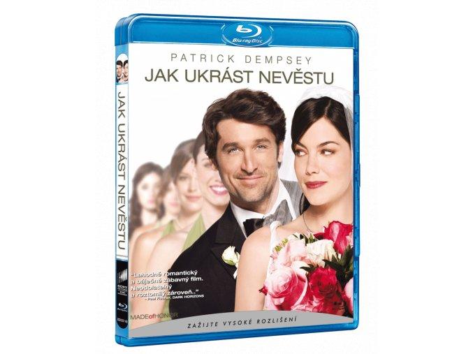 Jak ukrást nevěstu (Blu-ray)