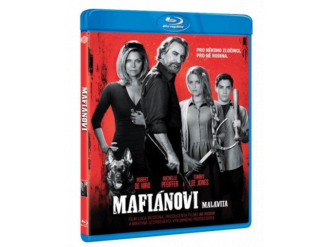 Mafiánovi (Blu-ray)