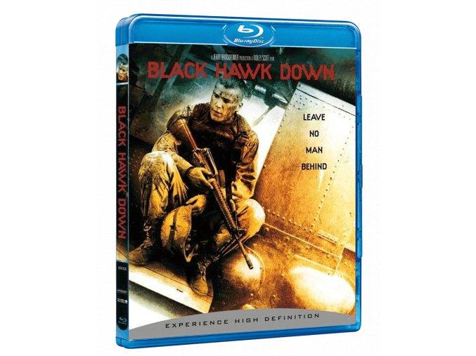 Černý jestřáb sestřelen (Blu-ray)