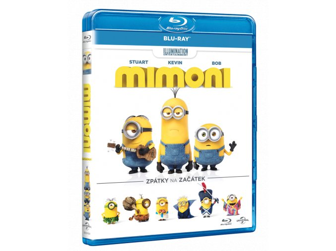 Mimoni (Blu-ray)