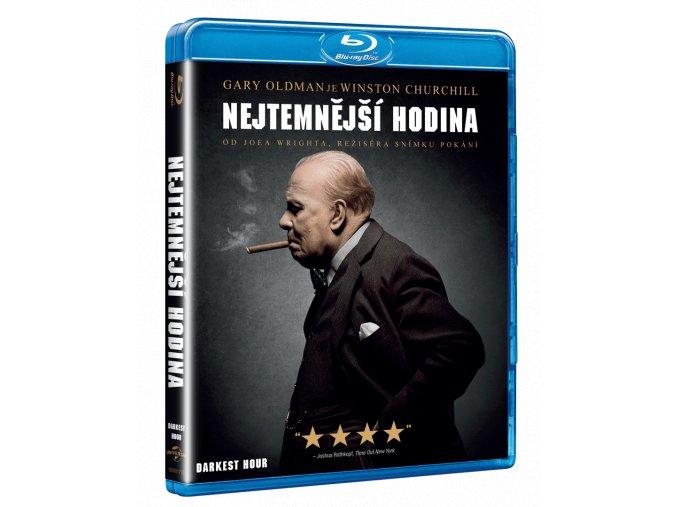 Nejtemnější hodina (Blu-ray)
