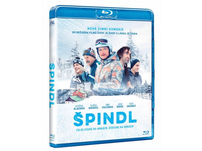 Špindl (Blu-ray)