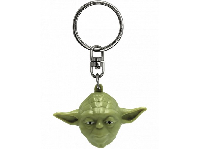 Klíčenka Star Wars (Yoda)