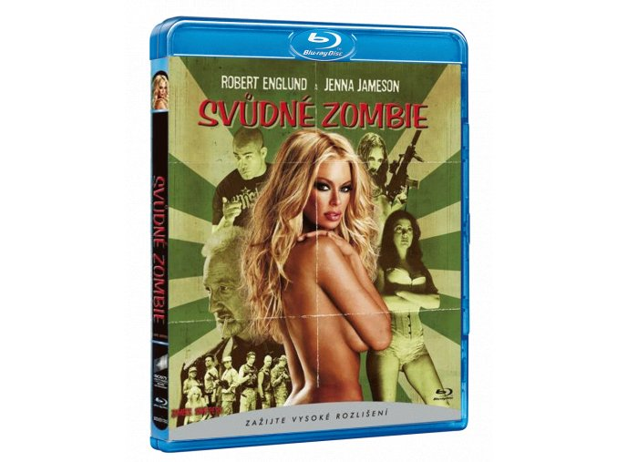 Svůdné zombie (Blu-ray)