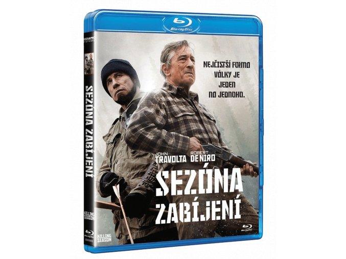 Sezóna zabíjení (Blu-ray)