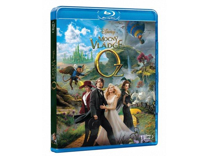 Mocný vládce Oz (Blu-ray)