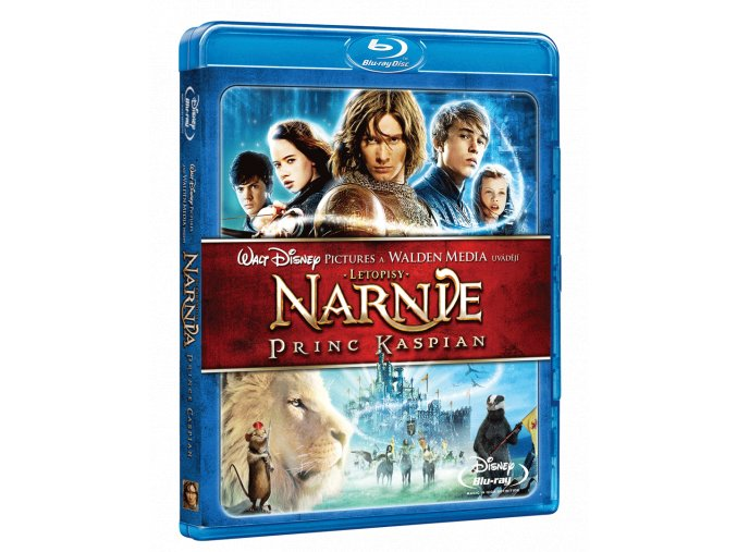 Letopisy Narnie: Princ Kaspian (Blu-ray)