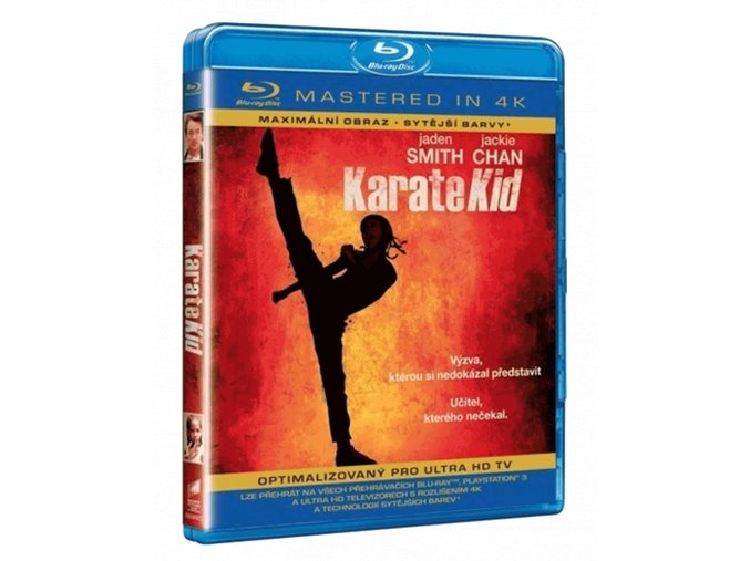 Karate Kid  (Mastered in 4k)