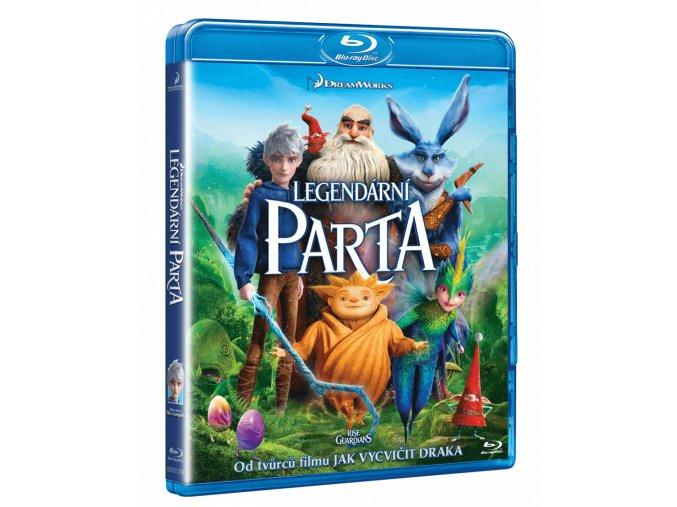 Legendární parta (Blu-ray)