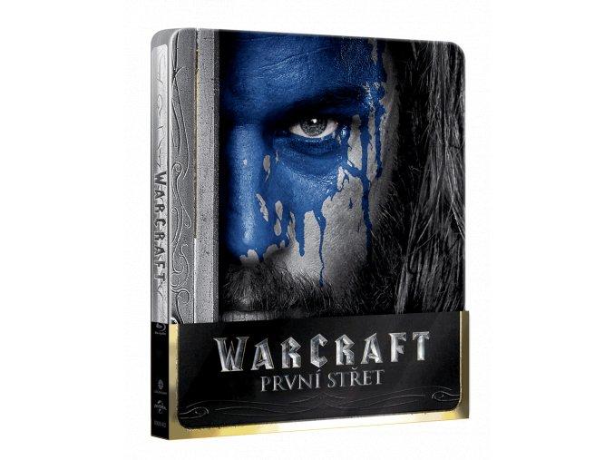 Warcraft: První střet  (Steelbook)