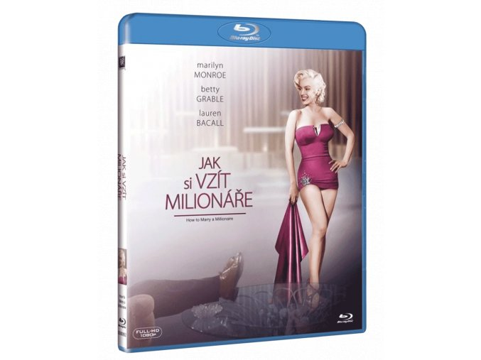 Jak si vzít milionáře (Blu-ray)