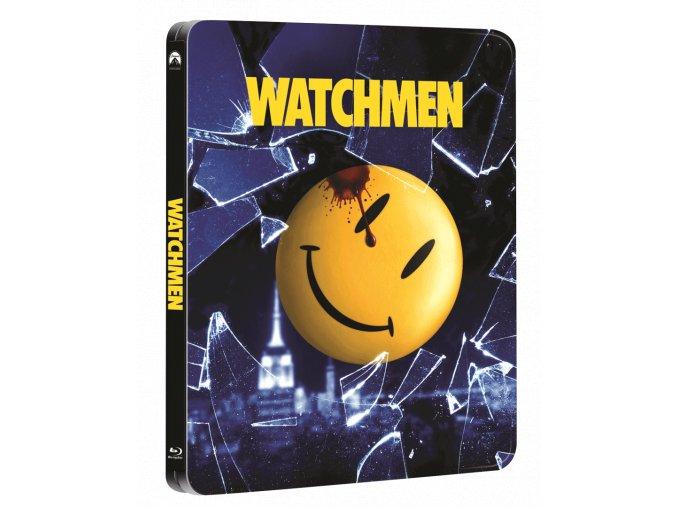 Watchmen (Blu-ray, Steelbook)