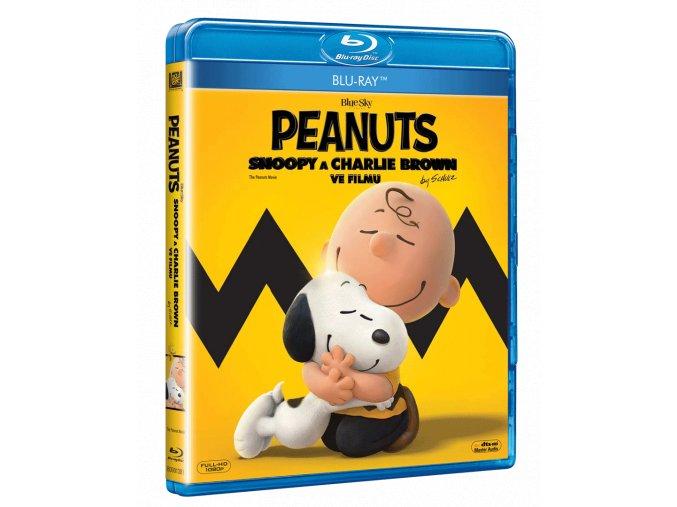 Peanuts: Snoopy a Charlie Brown ve filmu (Blu-ray)