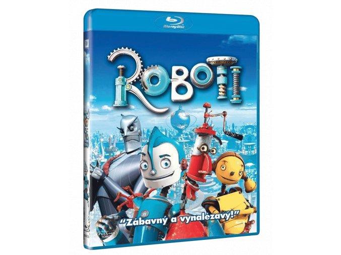 Roboti (Blu-ray)