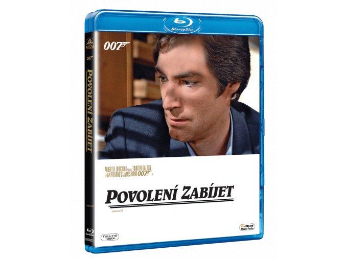 Povolení zabíjet (Blu-ray)