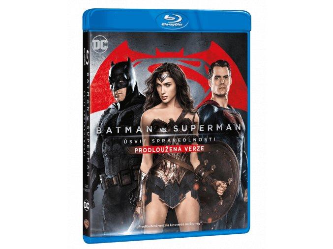 Batman vs. Superman: Úsvit spravedlnosti  (Prodloužená i původní verze)