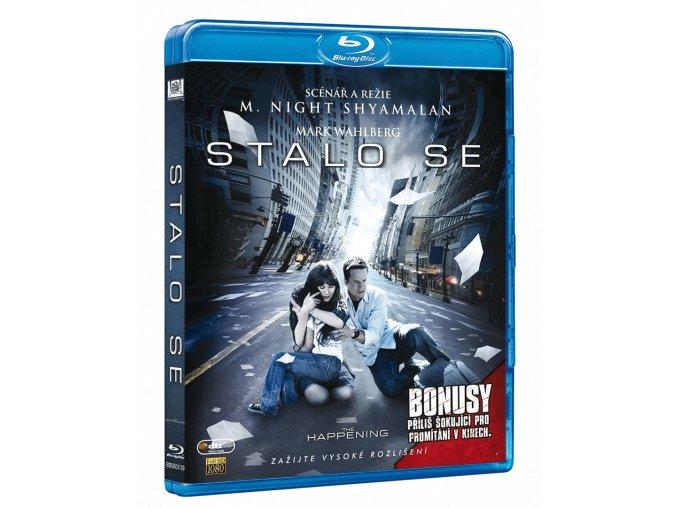 Stalo se (Blu-ray)