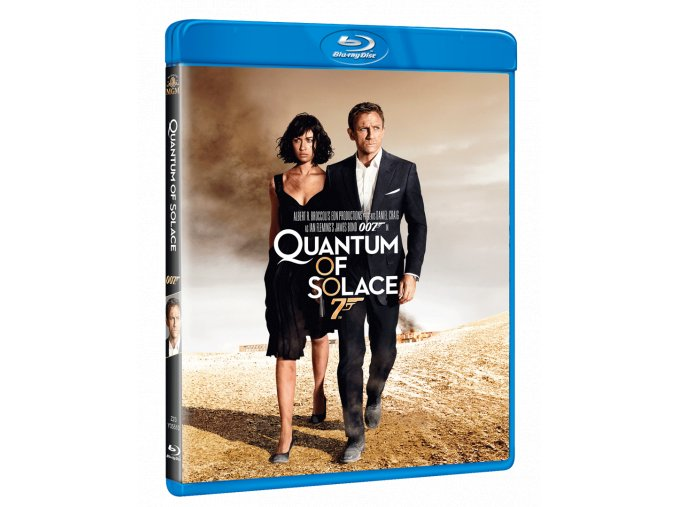 Quantum of Solace (James Bond 007, Blu-ray)