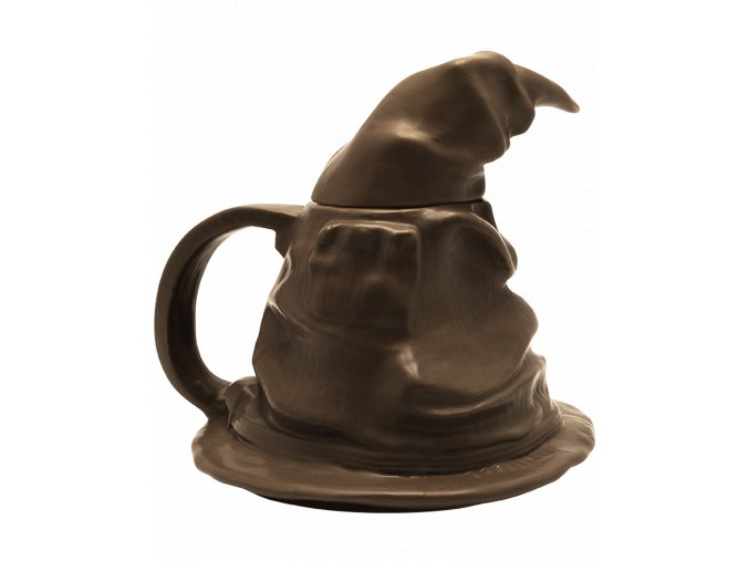 3D Hrnek Harry Potter - Moudrý klobouk (250 ml)