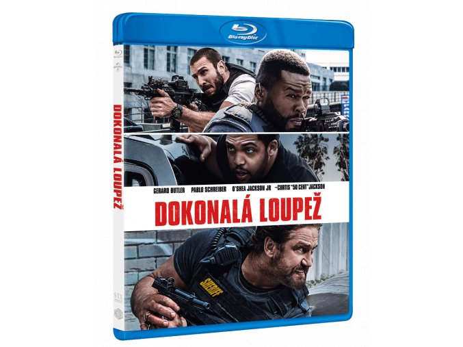 Dokonalá loupež (Blu-ray)