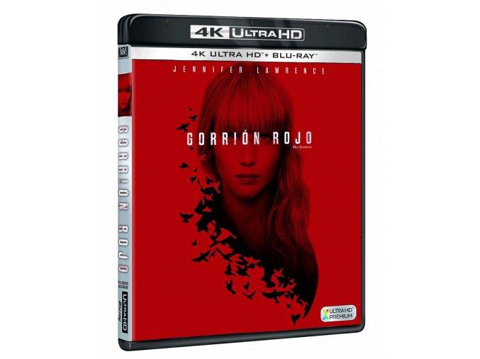 Rudá volavka (4k Ultra HD Blu-ray + Blu-ray)