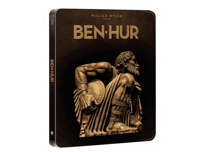 Ben Hur  (Steelbook)
