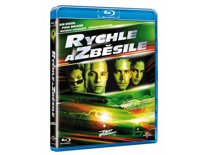 Rychle a zběsile (Blu-ray)