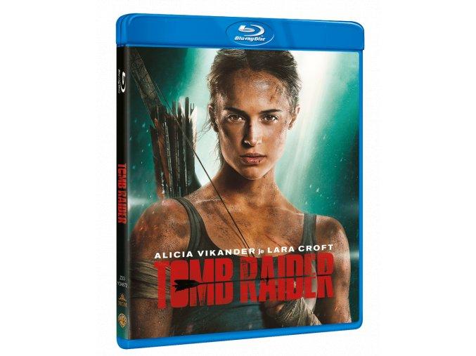 Tomb Raider (2018, Blu-ray)