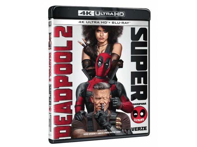 deadpool 2 4k ultra hd blu ray