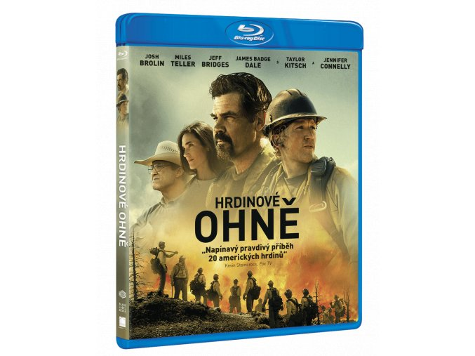 Hrdinové ohně (Blu-ray)