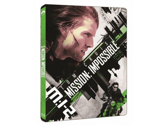 Mission: Impossible 2 (4k Ultra HD Blu-ray + Blu-ray, Steelbook)