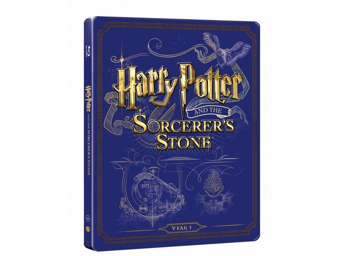 Harry Potter a Kámen mudrců  (Steelbook)