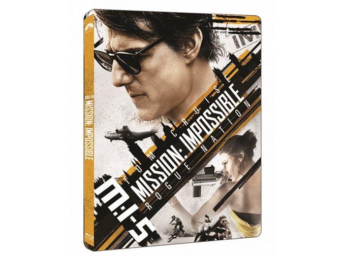 Mission: Impossible - Národ grázlů (4k Ultra HD Blu-ray + Blu-ray, Steelbook)