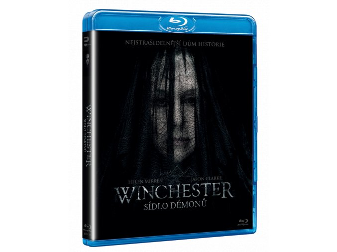 Winchester: Sídlo démonů (Blu-ray)